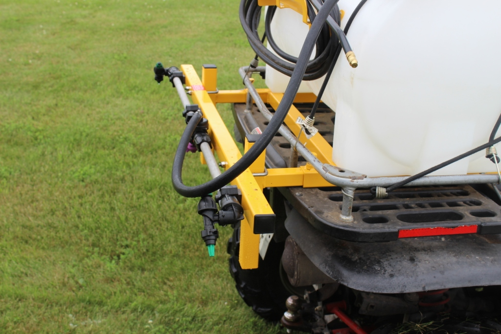25 Gallon ATV Sprayer – Frost Inc